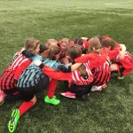 Hants Cup Girls 2 - October 2015