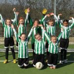 Year 4 Girls' Team 5 - March 2016